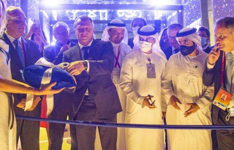 תערוכת אקספו דובאי: נחנך הערב רשמית הביתן הישראלי
