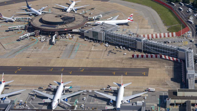"""לונדון גטוויק: """"יחלפו 4 שנים עד שמספר הנוסעים יחזור לקדמותו"""""""