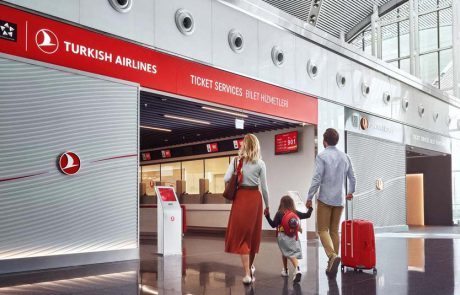 חודשה תוכנית הסמכת הבריאות בנמל התעופה של איסטנבול