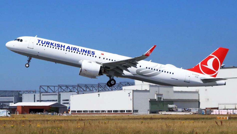 טורקיש איירליינס ביטלה את טיסותיה