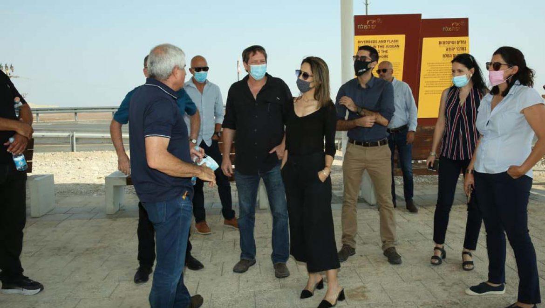 """״מועצת תמר ואזור ים המלח מהווים יעד תיירותי מרכזי במדינת ישראל"""""""