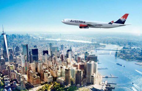 ממשלת סרביה הגדילה את מניותיה בחברת התעופה אייר סרביה