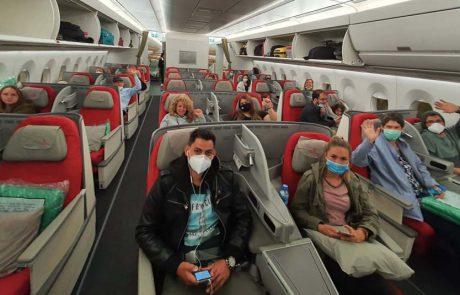 אתיופיאן איירליינס מגדילה תדירויות ותבצע טיסת חילוץ מהודו