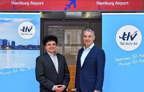 חברת Tel Aviv Air ממריאה לדרכה