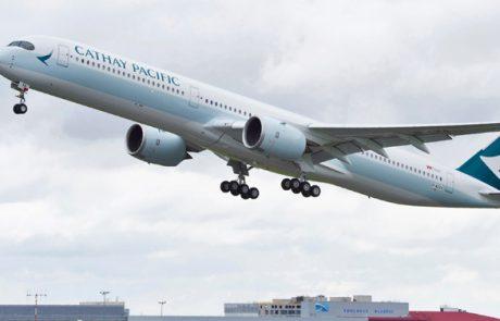 קתאי פסיפיק: נאמני איכות הסביבה בתעופה העולמית