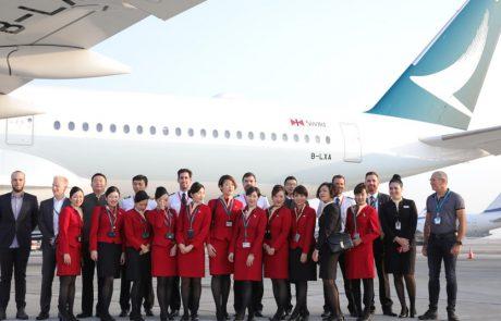 קתאי פסיפיק מפסיקה את הטיסות בקו תל אביב-הונג קונג עד סוף מרץ