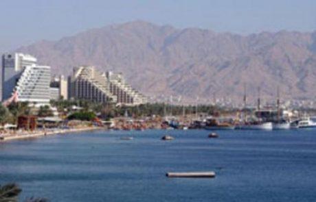 ספטמבר במלונות: ירידה של 8% בלינות תיירים