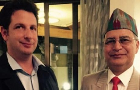 """שגריר נפאל בישראל: """"פתחנו לשכת תיירות בארץ"""""""