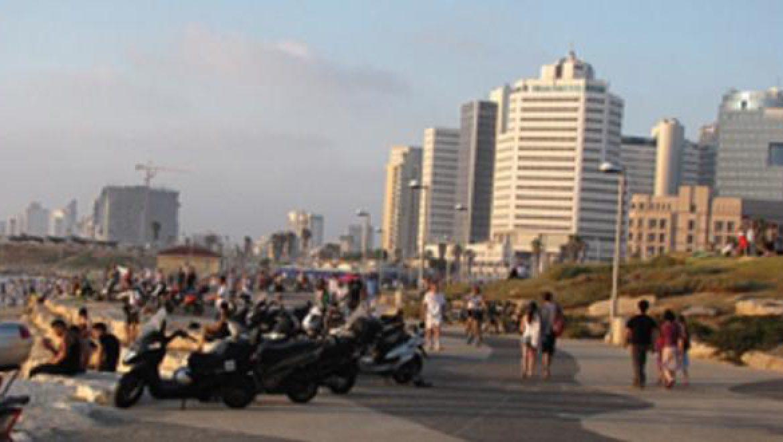 """דצמבר: ירידה של 25% בלינות תיירים בת""""א"""