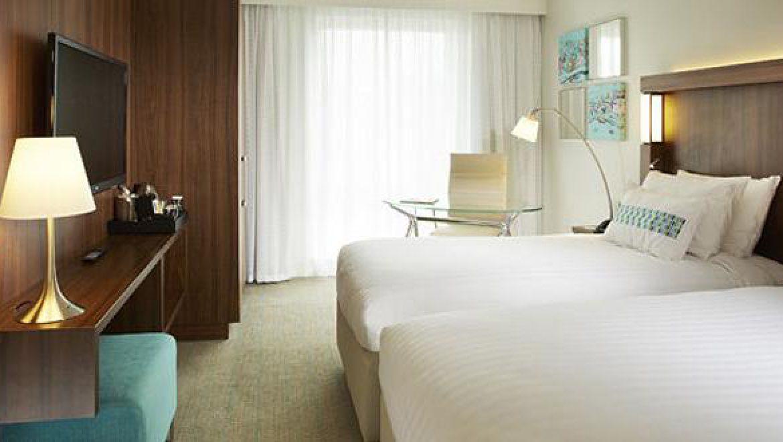 Courtyard Marriott – מלון חדש בבלגרד