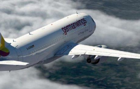 מטוס חברת ג'רמנווינגס התרסק באלפים הצרפתיים