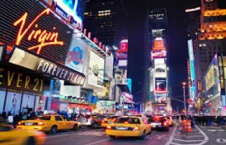 """ארה""""ב הציבה יעד של 100 מיליון תיירים בשנה"""