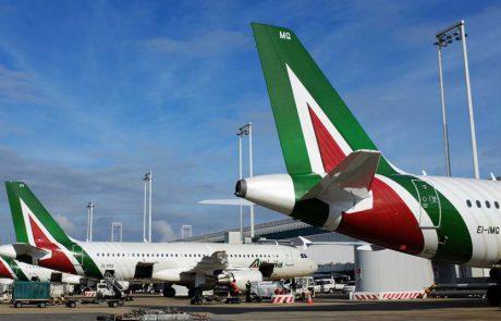 להתראות Alitalia, ברוכה הבאה Italia Trasporto Aereo
