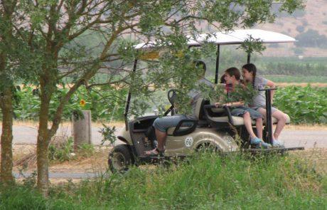 תוכנית סיוע וחזרה לפעילות של ענף האטרקציות התיירותיות בישראל