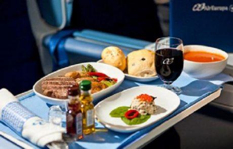 26 סוגי יינות יוגשו בטיסות אייר אירופה