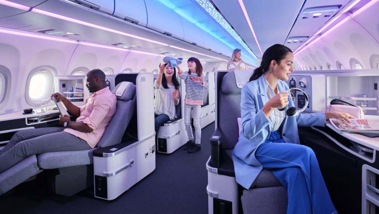 איירבוס מציגה עיצוב מהפכני למטוסים צרי גוף