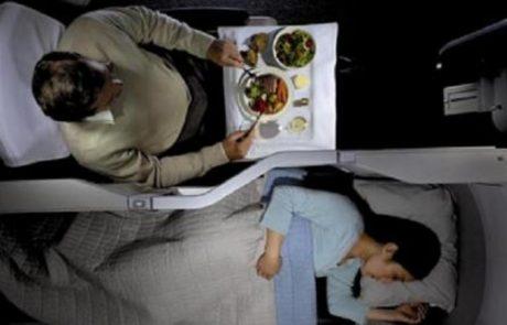 15 שנים למושבי המיטה במטוסים