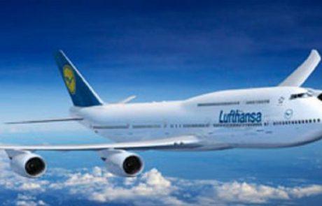 בואינג 747-8 אינטרקונטיננטל ראשון ללופטהנזה