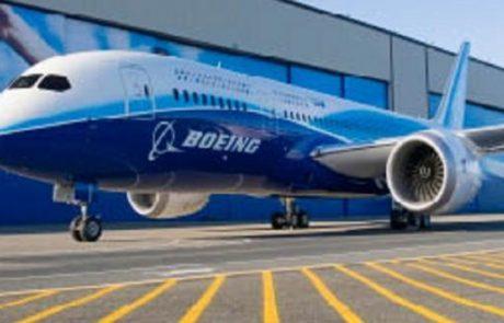 בואינג מציגה לראשונה את מטוס ה-747-8 אינטרקונטיננטל
