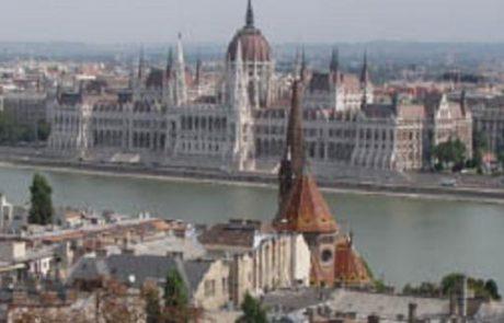 בודפשט – נסיכת הדנובה