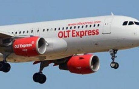 OLT Express הפולנית הפסיקה את טיסותיה