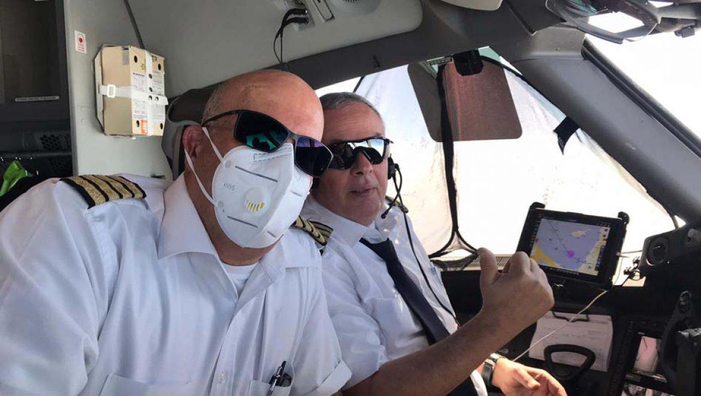 """אל על מוציאה 500 עובדים נוספים לחל""""ת, מתוכם 100 טייסים"""