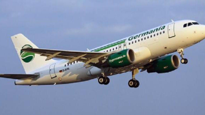 גרמניה איירליין תפעיל טיסות ישירות לדיסלדורף