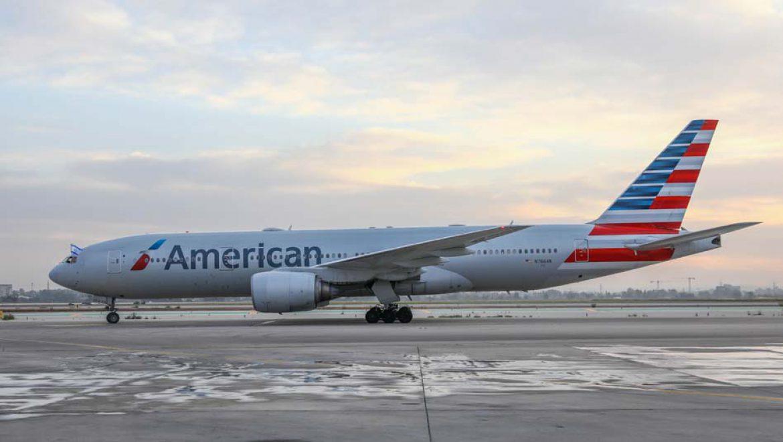 """אמריקן איירליינס: טיסה ישירה לארה""""ב במחיר החל מ-$448"""