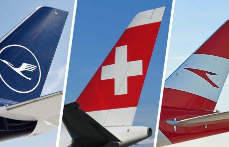 אוסטריאן איירליינס ו-SWISS תחדשנה טיסותיהן לתל אביב בשבוע הבא