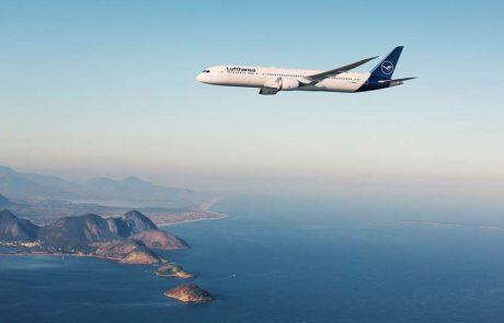 """מטוס הבואינג 787-9 הראשון של לופטהנזה שיזכה לשם """"ברלין"""""""