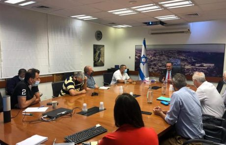 נציגי מטה עתיד התיירות ולשכת התיירות הנכנסת נפגשו עם שר האוצר