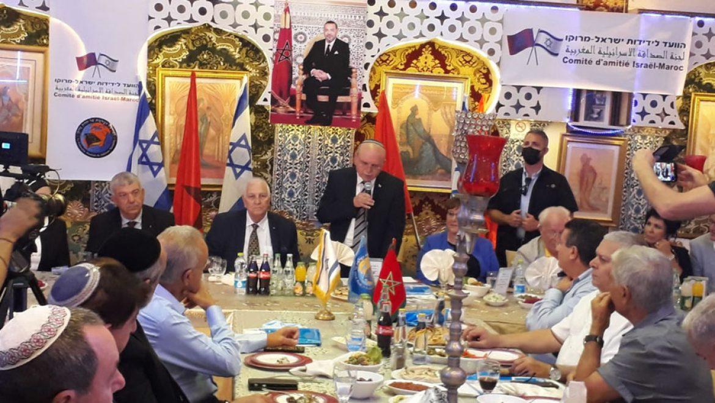בעקבות הסכמי אברהם: הוועד לידידות ישראל-מרוקו יצא לדרך