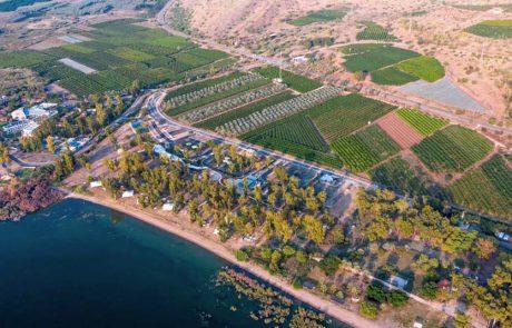 התפרסם מכרז לתפעול חניון הנופש וחוף הרחצה בדוגה