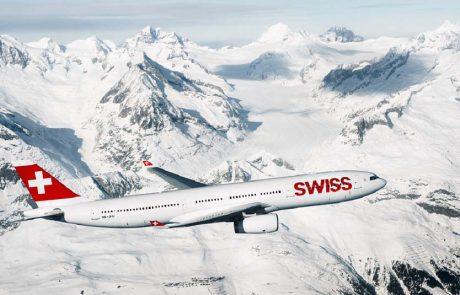 """חברת התעופה SWISS מברכת על הקלות הכניסה לארה""""ב"""