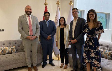 דיזנהאוז BTC מונתה למשווקת מורשית של האקספו 2020 בדובאי