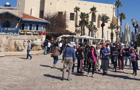 מכה כלכלית נוספת לתעשיית התיירות הישראלית