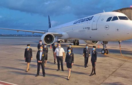 קבוצת לופטהנזה מוסיפה טיסה חמישית מפרנקפורט