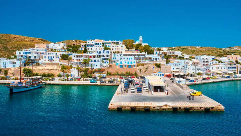על האיים מילוס ופולגנדרוס ביוון כבר שמעתם?