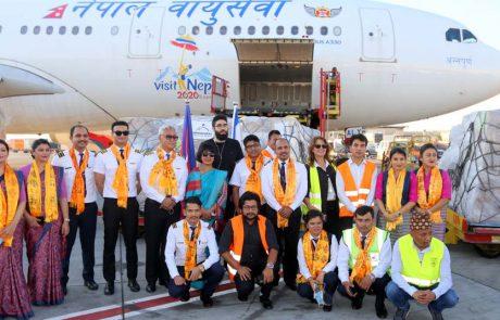 ישראל שולחת סיוע לנפאל להתמודדות עם הקורונה