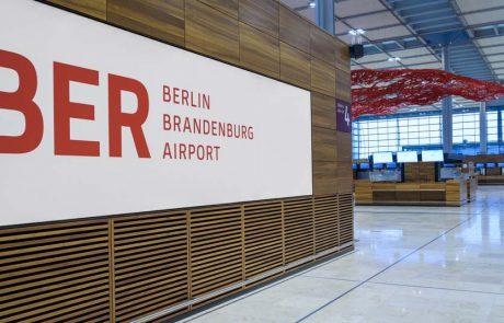נמל התעופה ברלין ברנדנבורג על שם 'וילי ברנט' ממריא לדרכו