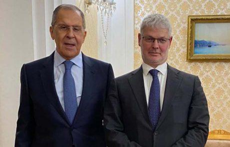 30 שנים לכינון היחסים בין ישראל ורוסיה