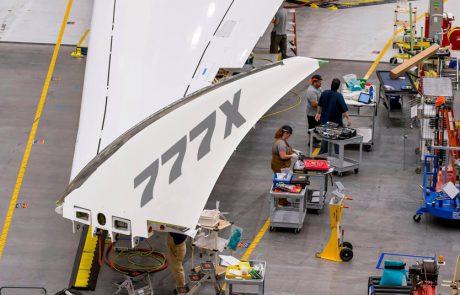 בואינג X777 – הצצה ראשונה למטוס בעל הכנפיים המתקפלות