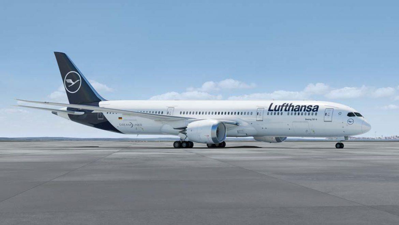 קבוצת לופטהנזה רוכשת 5 מטוסי בואינג מדגם 787-9 דרימליינר