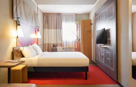 מלון ibis ירושלים מרכז העיר יפתח השבוע במתכונת התו הירוק
