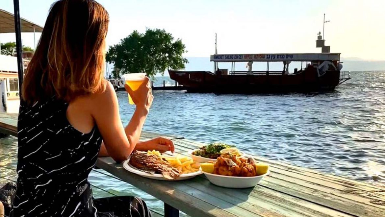 """""""בירה בנמל"""": יריד הבירה השני בנמל עין גב על שפת הכנרת"""