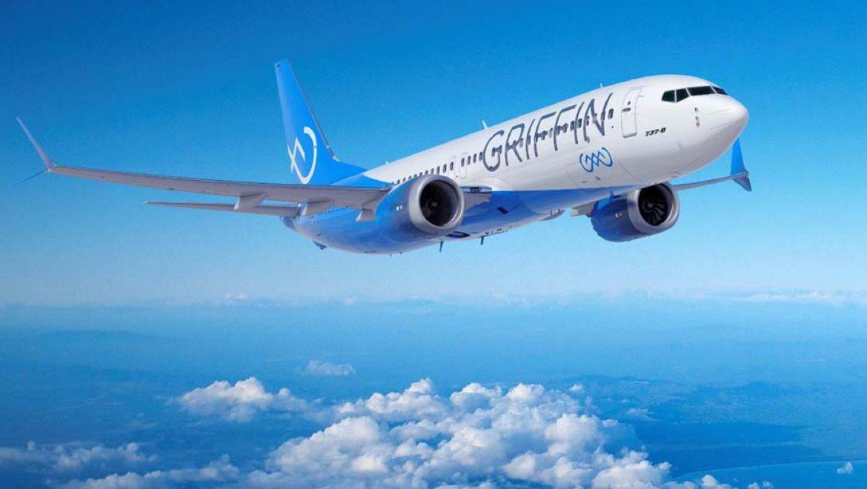 חברת הליסינג גריפין רוכשת חמישה מטוסי בואינג 737-8