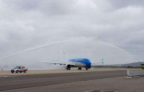 אירולינאס ארגנטינאס החלה להפעיל שתי טיסות יומיות למדריד