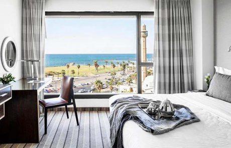 מלון דיויד אינטרקונטיננטל תל אביב נבחר כטוב ביותר בישראל