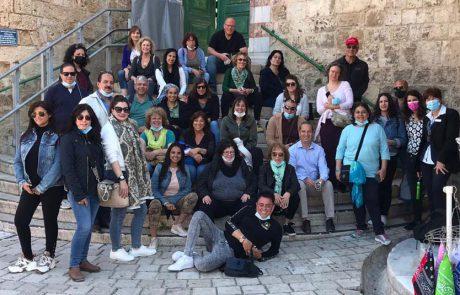 החלה ההתארגנות לקראת חידוש תנועת התיירים לישראל