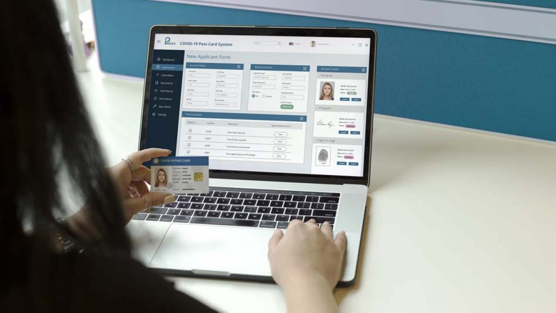 פתרון מקצה לקצה: דרכון חסינות מקורונה